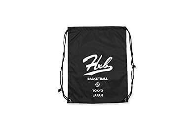 HXB 【KnapSack】BLACK/WHITE バスケットボール バスケ ナップサック バッグ