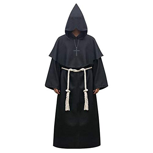 AMAA ハロウィン 神父 牧師 修道士 キリスト教 教会 ...