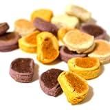 小麦粉・卵不使用 ノンアレルギー 犬用クッキー3種セット(50g×3ヶ)