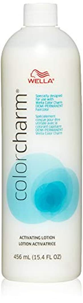 分布本物白鳥Wella Color Charm Activating Lotion 16 Oz. by Wella