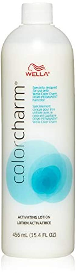 そこからおしゃれじゃないダニWella Color Charm Activating Lotion 16 Oz. by Wella