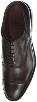 Allen Edmonds Park Avenue: Dark Brown 5845