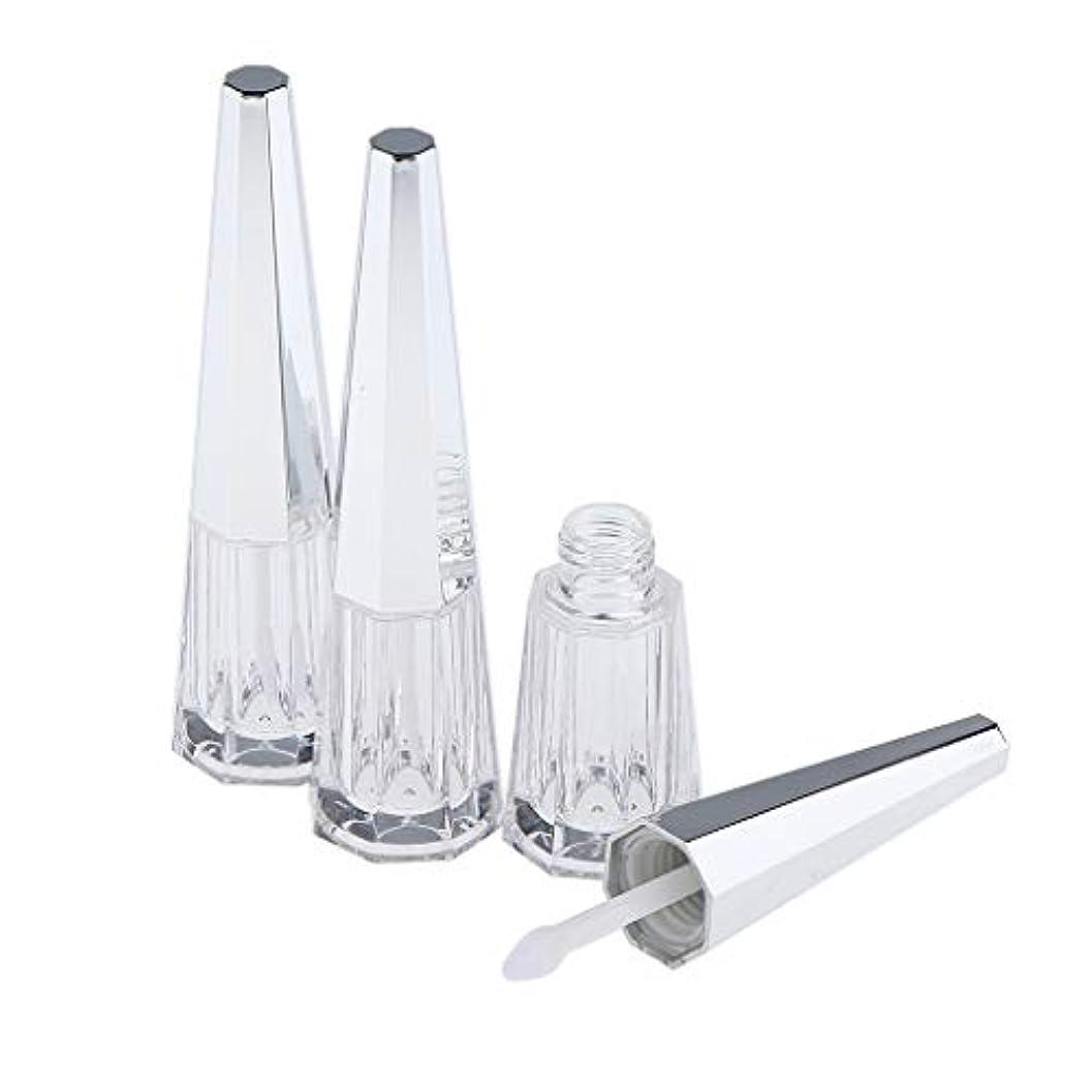 時刻表主張する母性B Baosity 3本 リップグロスボトル 手作り コスメ ボトル 詰替え容器