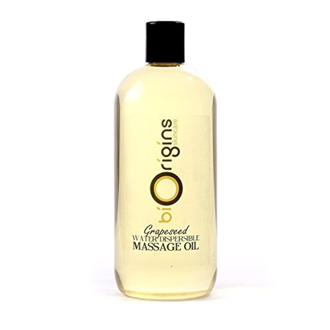尋ねる宣言暴露Grapeseed Water Dispersible Massage Oil - 500ml - 100% Pure