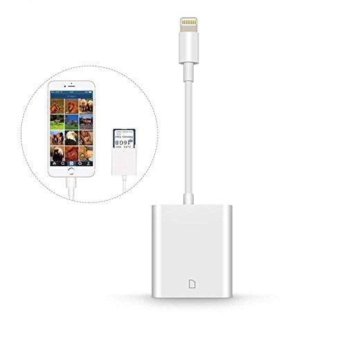 SDカードカメラリーダー iPhone iPad専用 sdカードリーダーGOLDFOX iPad/i...