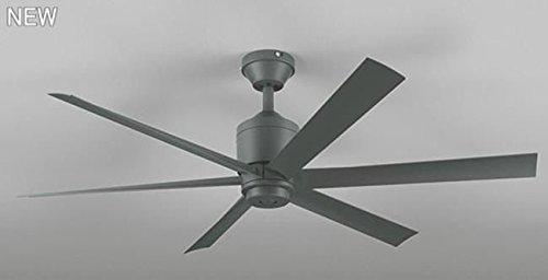 軽量 DCモーター大風量 簡易取付 オーデリック シーリングファン 【OLF-004】