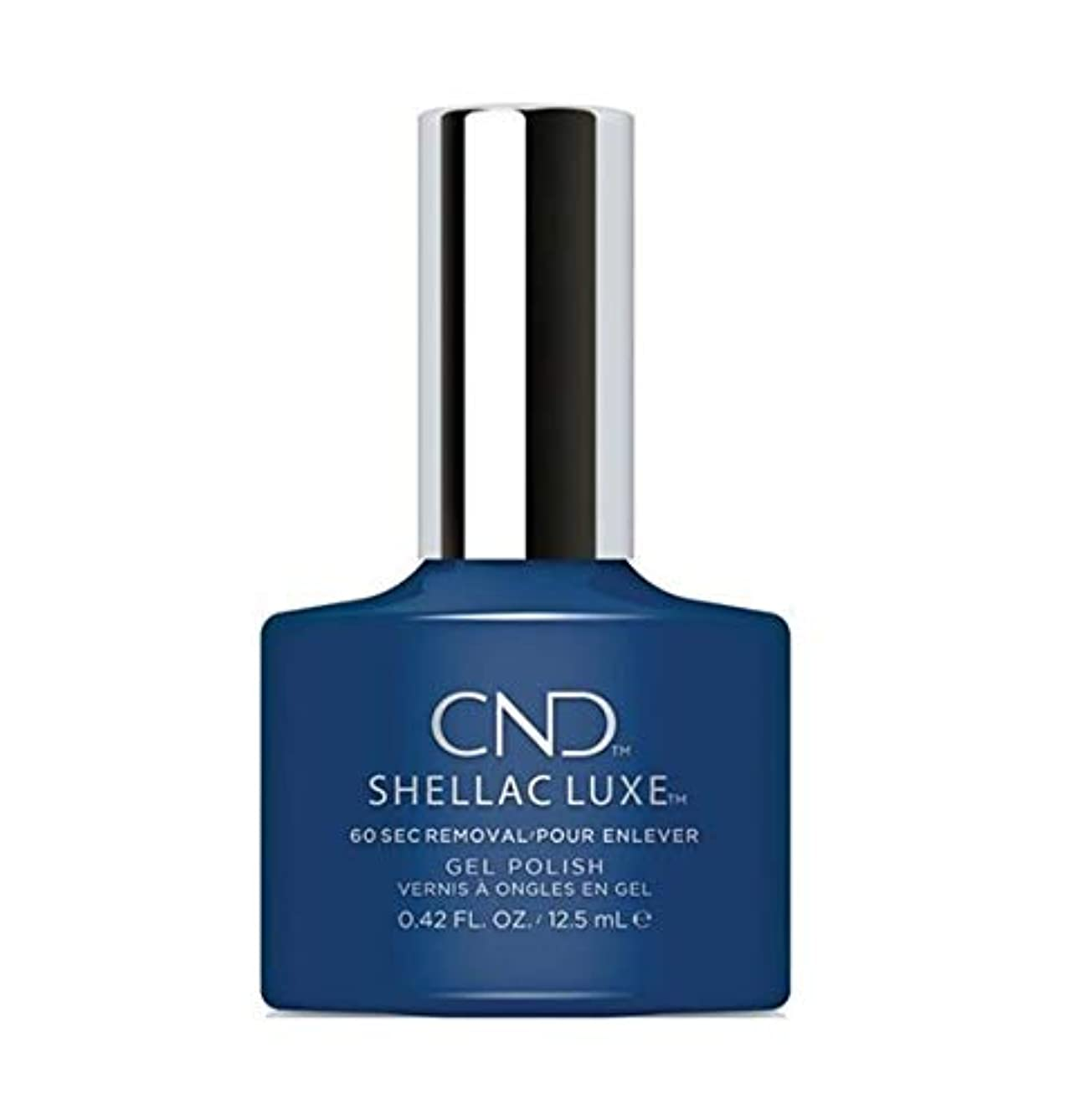 雹折明らかにCND Shellac Luxe - Winter Nights - 12.5 ml / 0.42 oz