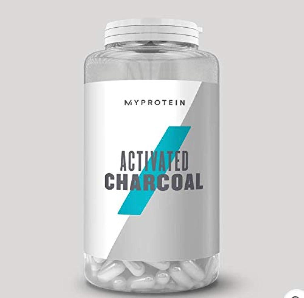 MAIPUROTTEINN マイプロテイン 活性炭 90錠 ダイエットサプリ