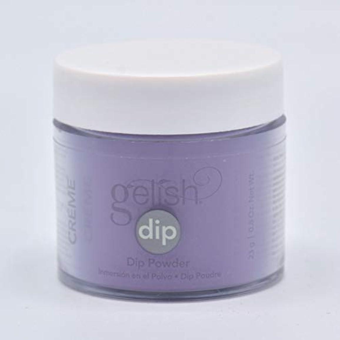 他の場所ミケランジェロモノグラフHarmony Gelish - Acrylic Dip Powder - Black Cherry Berry - 23g / 0.8oz