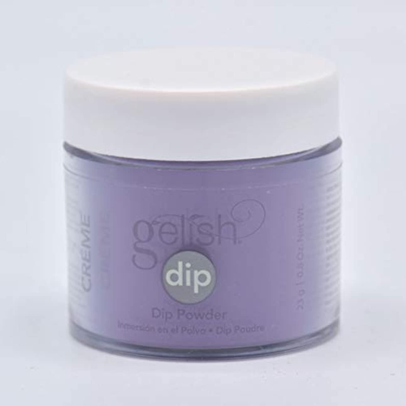 葉巻分配しますかろうじてHarmony Gelish - Acrylic Dip Powder - Black Cherry Berry - 23g / 0.8oz