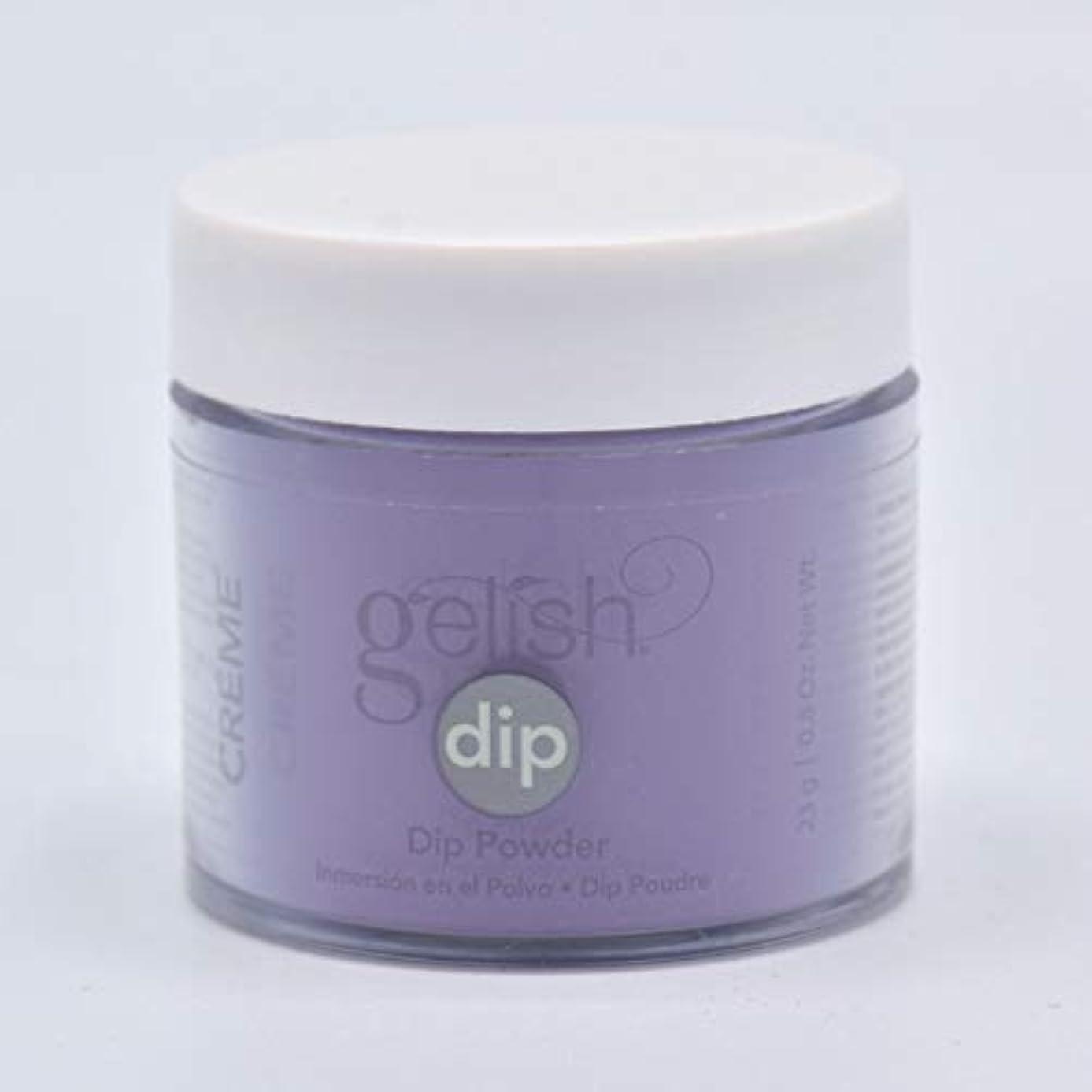 周辺一掃するギターHarmony Gelish - Acrylic Dip Powder - Black Cherry Berry - 23g / 0.8oz