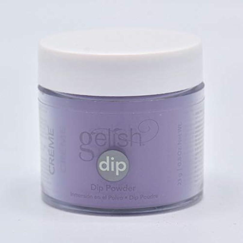 同僚依存するエージェントHarmony Gelish - Acrylic Dip Powder - Black Cherry Berry - 23g / 0.8oz
