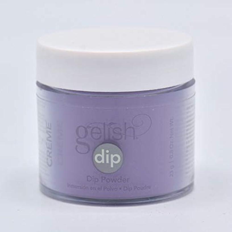 地殻剛性施しHarmony Gelish - Acrylic Dip Powder - Black Cherry Berry - 23g / 0.8oz
