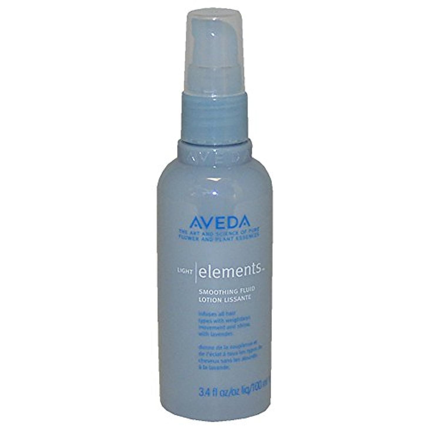 Aveda Light Elements Smoothing Fluid 100ml [並行輸入品]