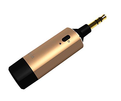 REIYIN WT-01高音質 ワイヤレスオーディオBlue...