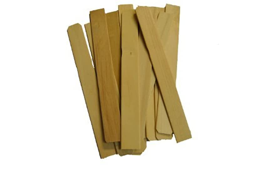 Perfect Stix 12 Wooden Paint Paddle Stirrer Sticks (Pack of 1000) [並行輸入品]