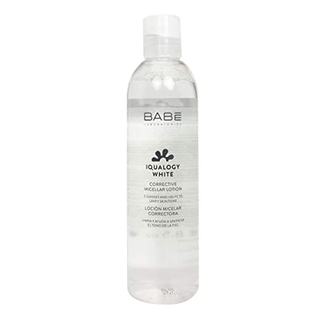 Bab Iqualogy White Lotion Micelar Corretora 250ml [並行輸入品]
