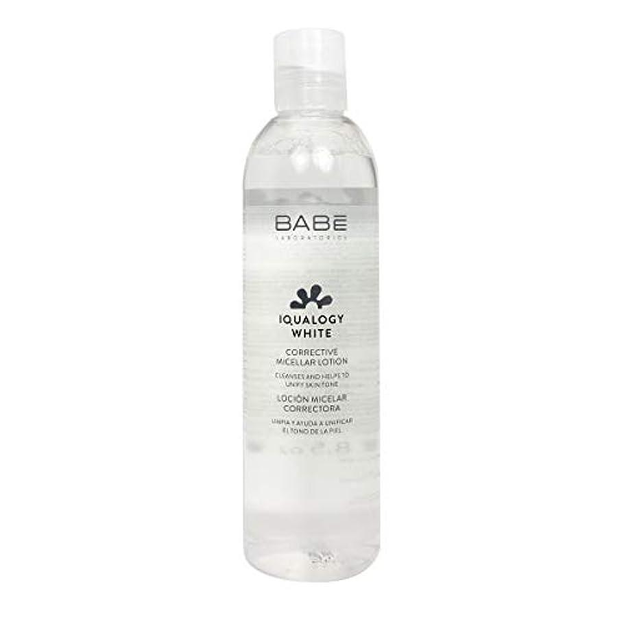 解凍する、雪解け、霜解け腐食する再編成するBab Iqualogy White Lotion Micelar Corretora 250ml [並行輸入品]