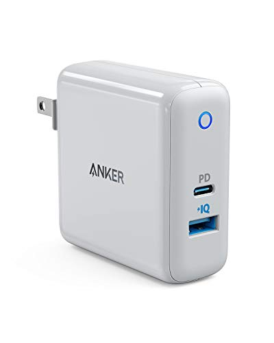 PD対応42W USB-C&USB-A搭載の充電器「Anker PowerPort Speed+ Duo」
