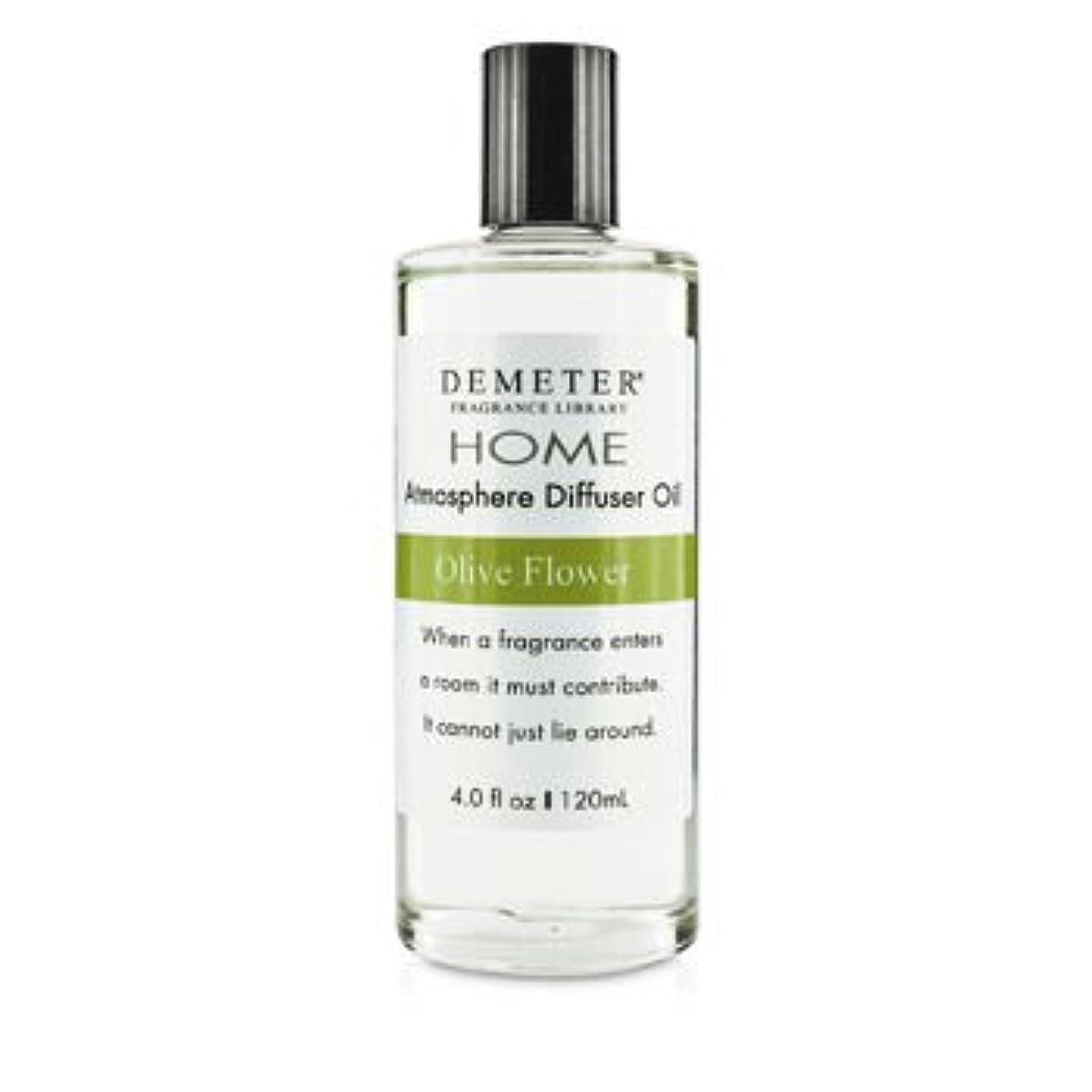 補助金ビット発生器[Demeter] Atmosphere Diffuser Oil - Olive Flower 120ml/4oz