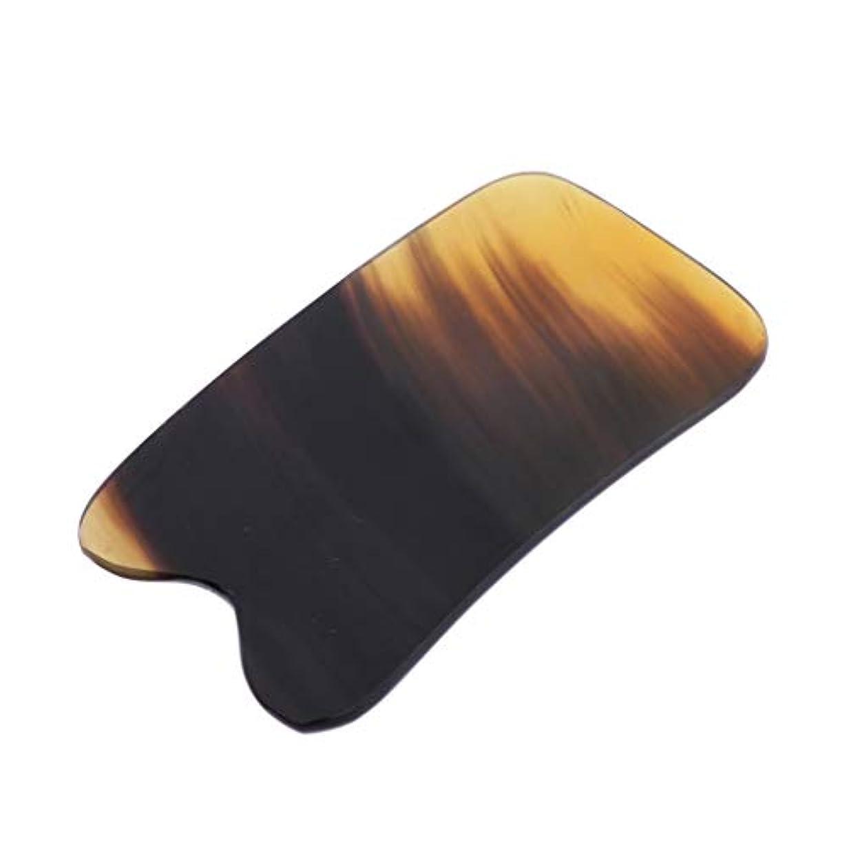 乱雑な意図的溶岩dailymall マッサージボード スクレーピング ボディマッサージ 肩 首 手 足 マッサージ 全3種 - 02