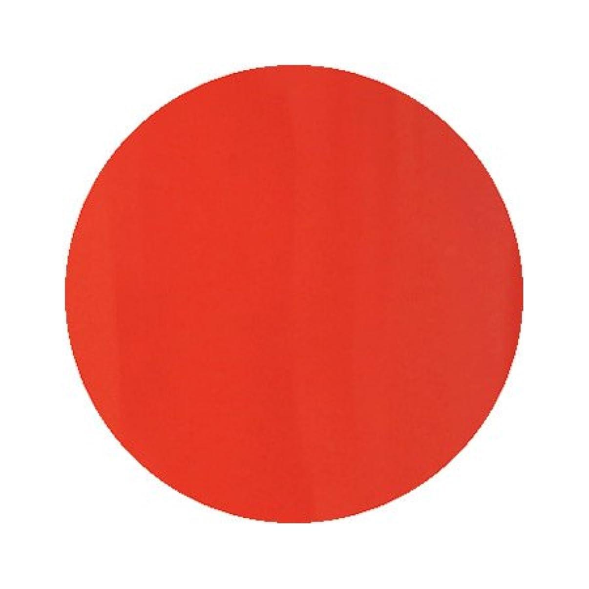 シャッフル正午リスクパラポリッシュ ハイブリッドカラージェル V3 ブラッドオレンジ 7g