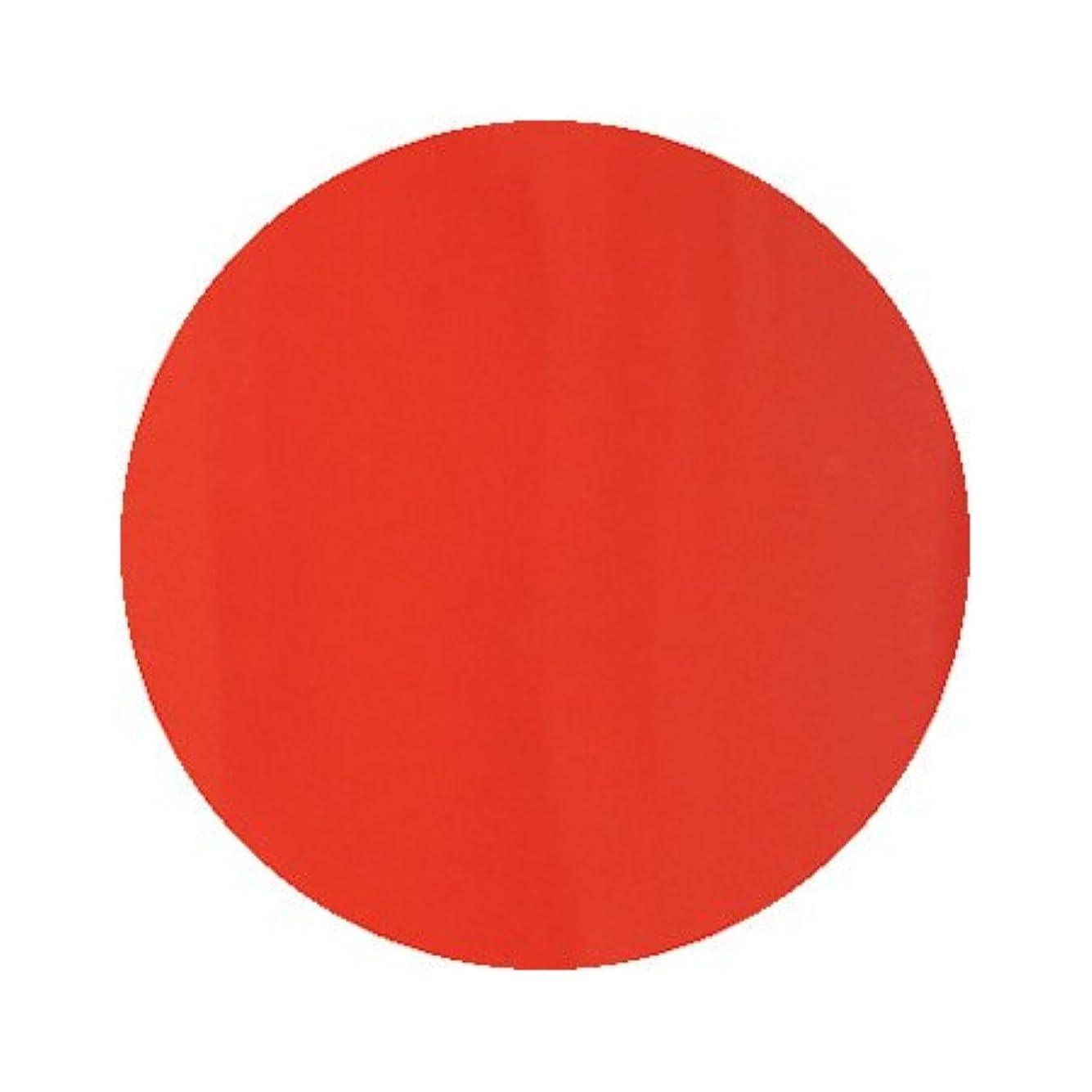 腫瘍異形フラグラントパラポリッシュ ハイブリッドカラージェル V3 ブラッドオレンジ 7g