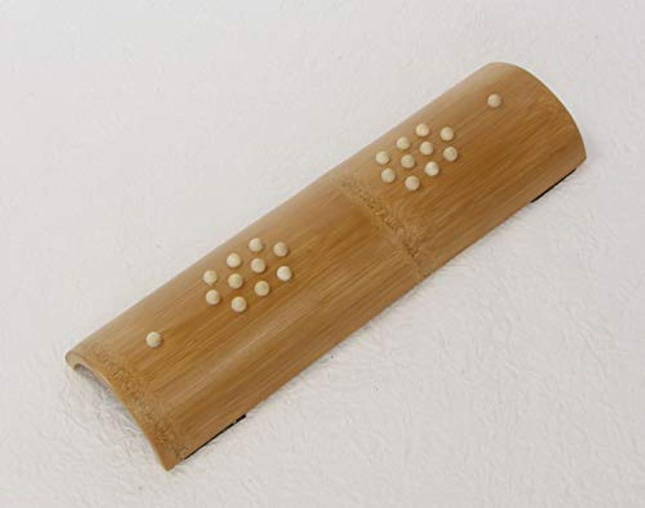 雲マグ工業化する竹細工「イボ付き踏み竹?ピンポイントいぼ付き」国産