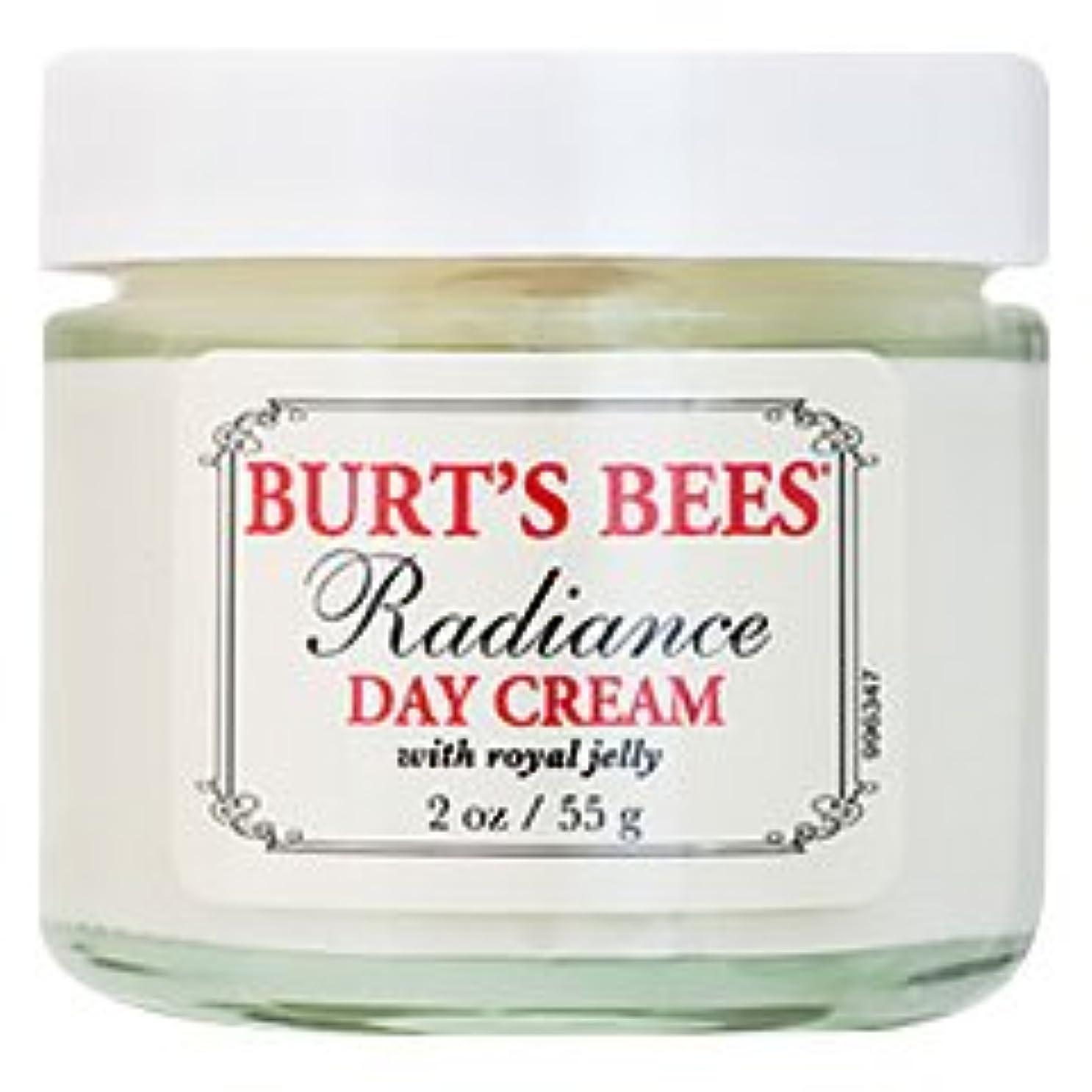 農奴脊椎平均バーツビーズ(Burt's Bees) ラディアンス デイクリーム(ロイヤルジェリー) 55g [海外直送品][並行輸入品]