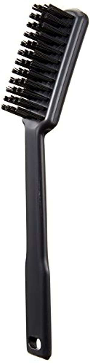 あいまいな特徴農夫ライト(LITE) クリーナー アイアンブラシ 黒  S-12 黒
