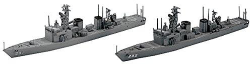 ハセガワ 1/700 ウォーターラインシリーズ 海上自衛隊 護衛艦 おおよど/せんだい プラモデル 014