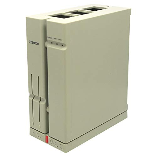 HELMETS ミニチュアケース X68000 for RaspberryPi 2/3 [ グレー ] MONAC-003
