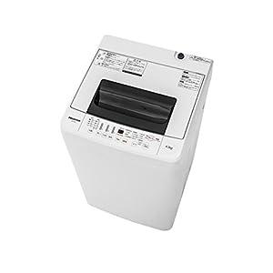ハイセンス 4.5kg 最短10分で洗濯できる スリムボディー 全自動洗濯機 HW-T45C