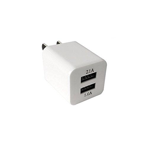 OYAN USB電源アダプタ USB充電器 2ポート スマホ...
