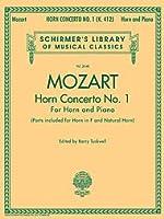 Mozart: Horn Concerto No. 1, K. 412 Library - Volume 2048