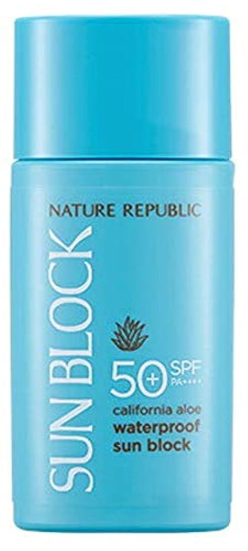 正規輸入品 NATURE REPUBLIC(ネイチャーリパブリック) CA AL ウォータープルーフ サンブロック SPF50+ PA++++ 60ml