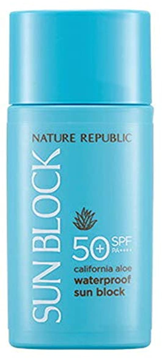 純粋にスリチンモイ鰐正規輸入品 NATURE REPUBLIC(ネイチャーリパブリック) CA AL ウォータープルーフ サンブロック SPF50+ PA++++ 60ml