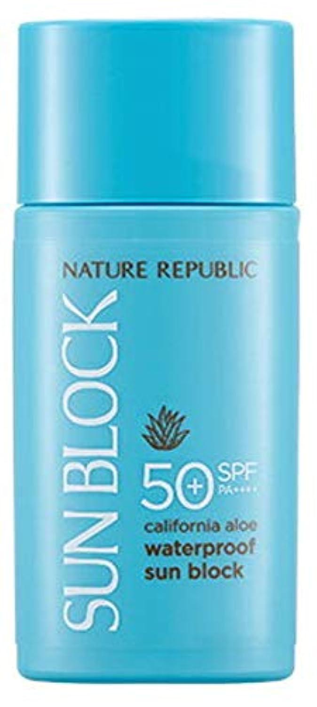 シーサイド定常祝福正規輸入品 NATURE REPUBLIC(ネイチャーリパブリック) CA AL ウォータープルーフ サンブロック SPF50+ PA++++ 60ml