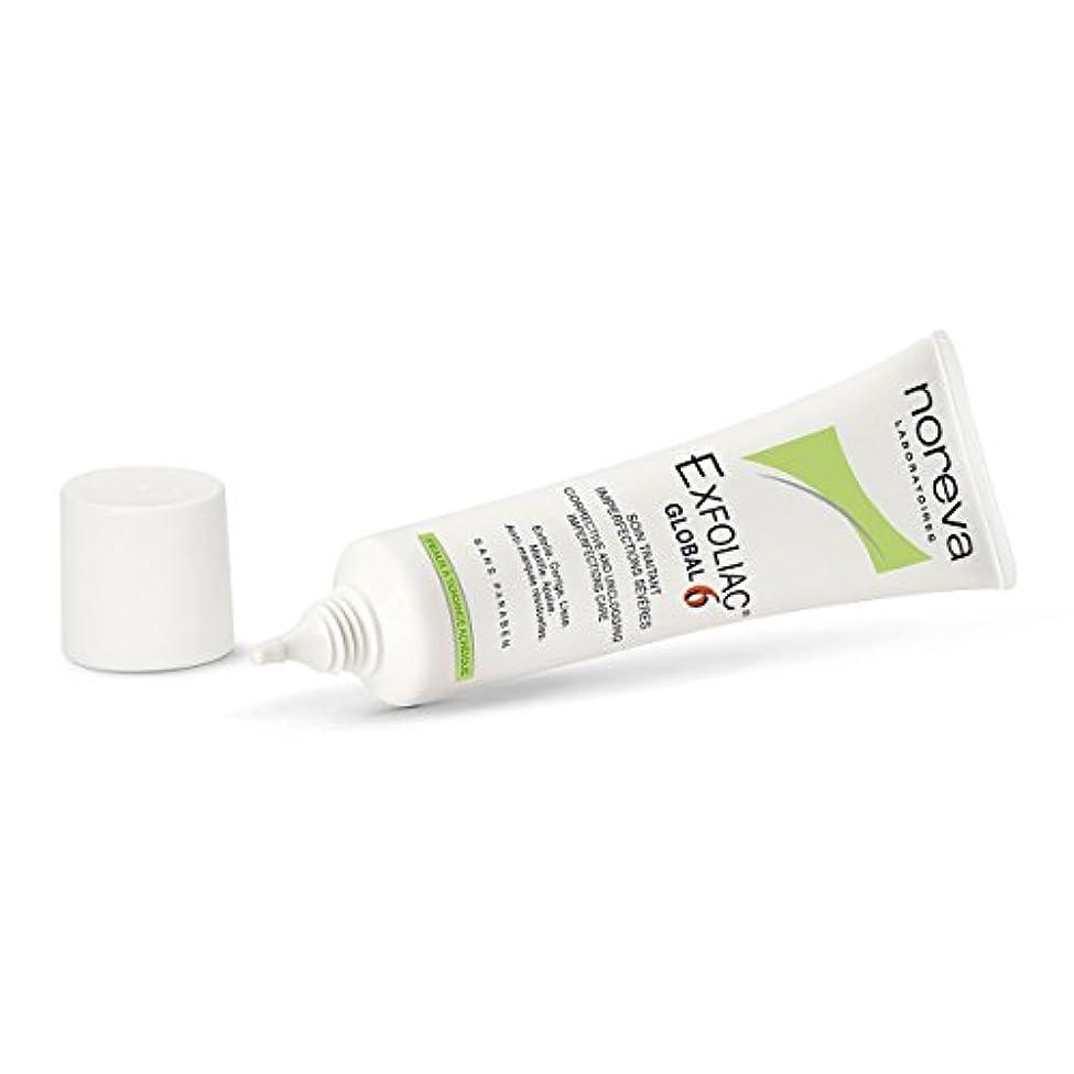 知覚できる家事栄養Noreva Exfoliac Global 6 30ml [並行輸入品]