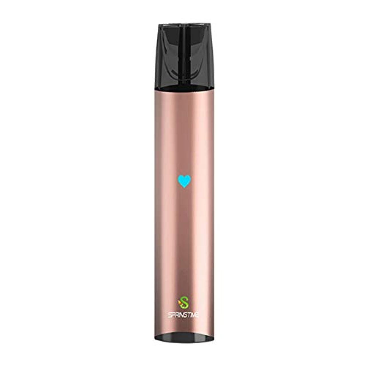 ナースリテラシー克服する電子タバコのアップグレードニコチンなしで小さく平らな煙の爆弾の霧化タバコ