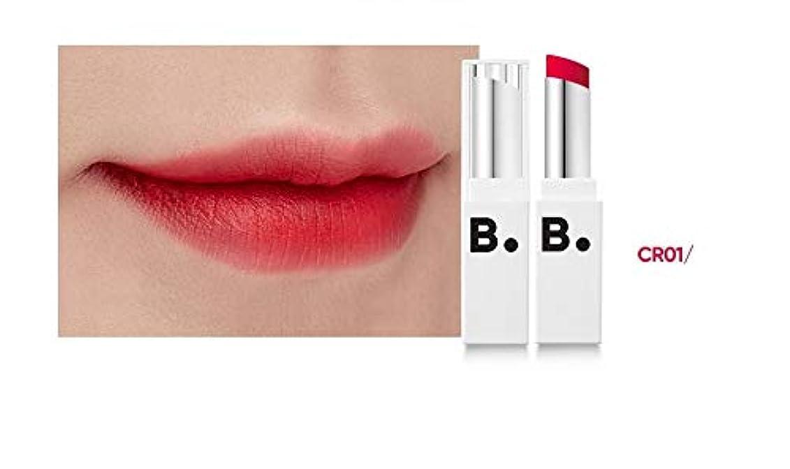 つぶす導体湾banilaco リップドローマットブラストリップスティック/Lip Draw Matte Blast Lipstick 4.2g #MCR01 Kichi Coral [並行輸入品]