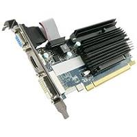 サファイア、Inc–サファイアRadeon r5230グラフィックカード–625MHz Core–1GB ddr3SDRAM–PCI Express 2.1–ロープロファイル–1334MHzメモリクロック–2560x 1600–CrossFireX–パッシブCooler–DirectX 11.2、OpenGL 4.1、Directcompute、OpenCL–HDMI–DVI–VGA「P