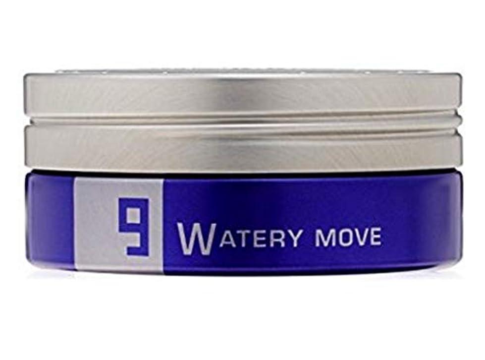 論理的浸食扱いやすいトリエオム ワックス ウォータリームーブ 9 105g