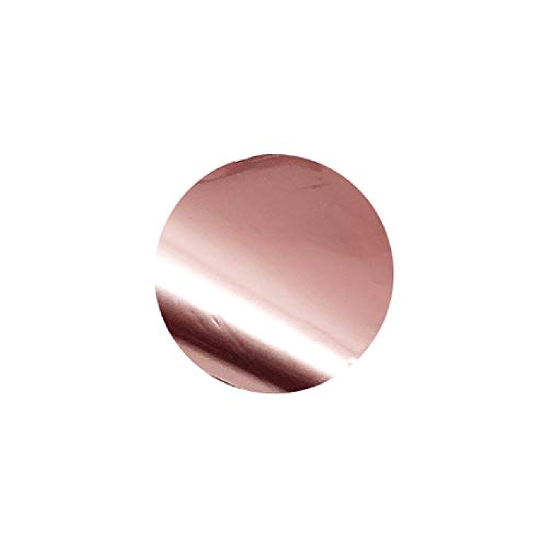 雇う粘り強いシャベルirogel イロジェルネイルアート ネイルホイル -メタリックカラー-【マットピンク】