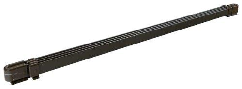 ウインドーラジエーター120cm~190cm 伸縮タイプ W/R-1219 オリーブブラウン