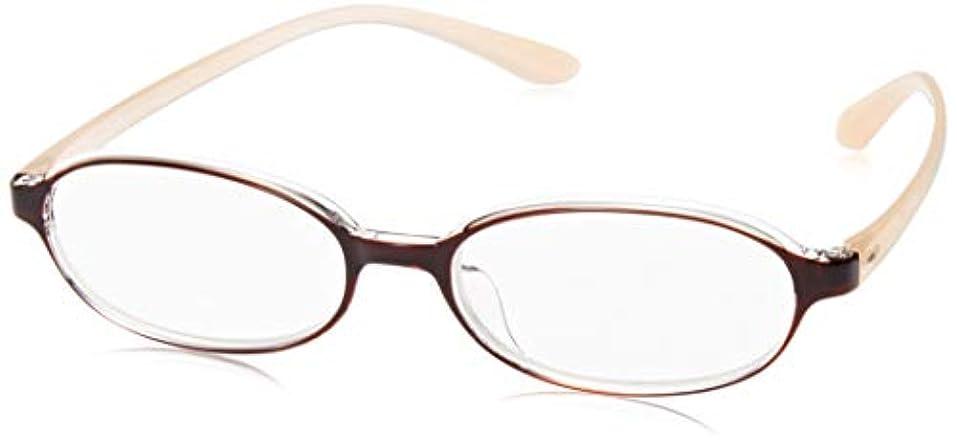 ペインサミット普通の[ゾフ] オーバル型 軽量 老眼鏡(リーディンググラス) Zoff Reading Glasses (リーディンググラス)