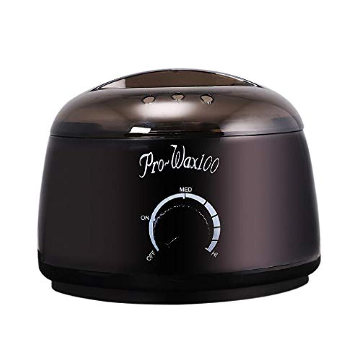 安心卵ハードAkane Pro~Wax100 人気 ワックスウォーマー 美容 多機能 加熱 脱毛 ムダ毛処理 ブラック ワックス豆