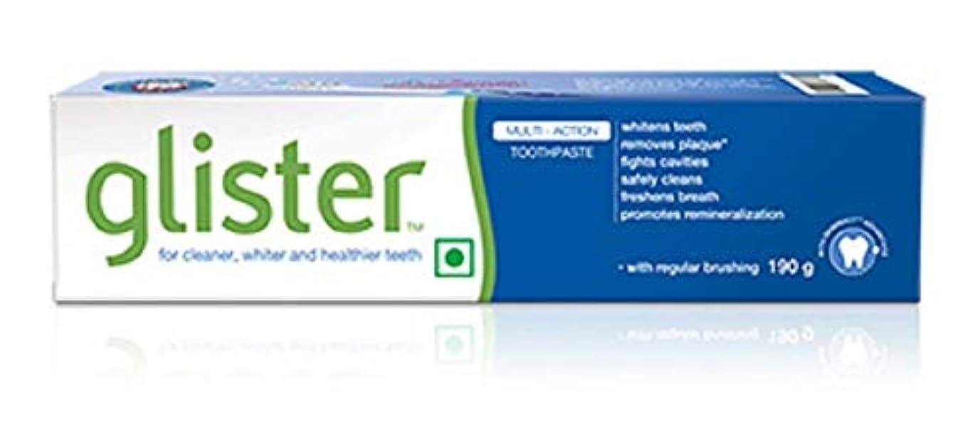 敬意を表して寛大な違うグリスター歯磨き粉 - 190 g