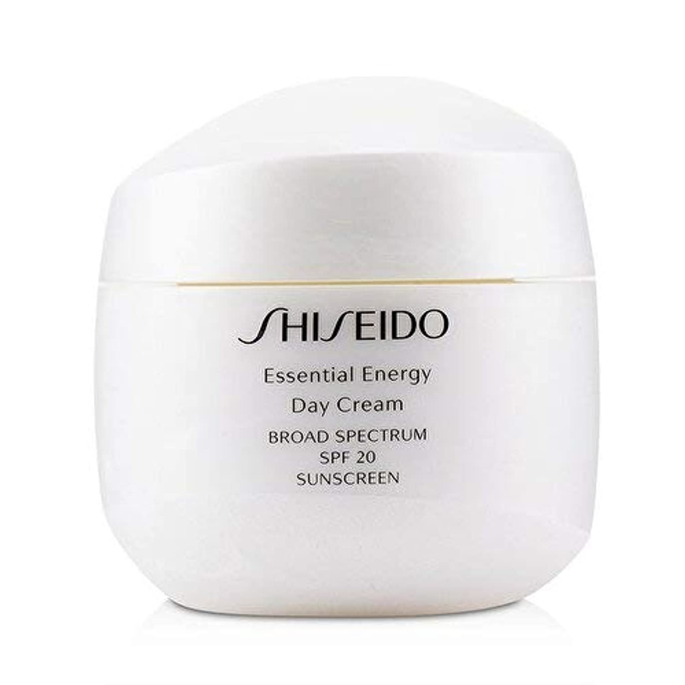 資生堂 Essential Energy Day Cream SPF 20 50ml/1.7oz並行輸入品