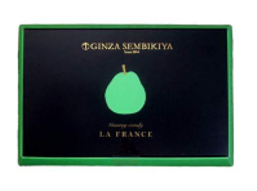 【GINZA SIX限定】銀座千疋屋×Premium コロロ 3粒入×3袋 (ラフランス)